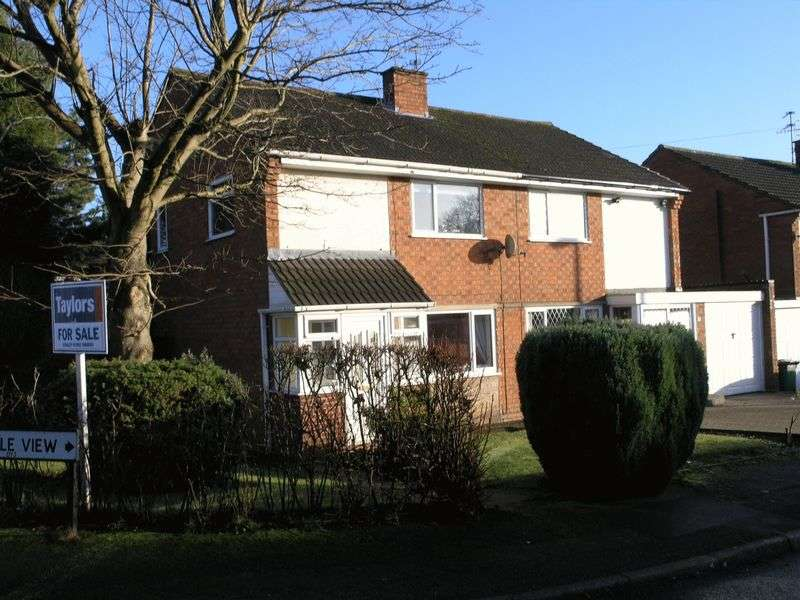 3 Bedrooms Semi Detached House for sale in Dingle View, Sedgley