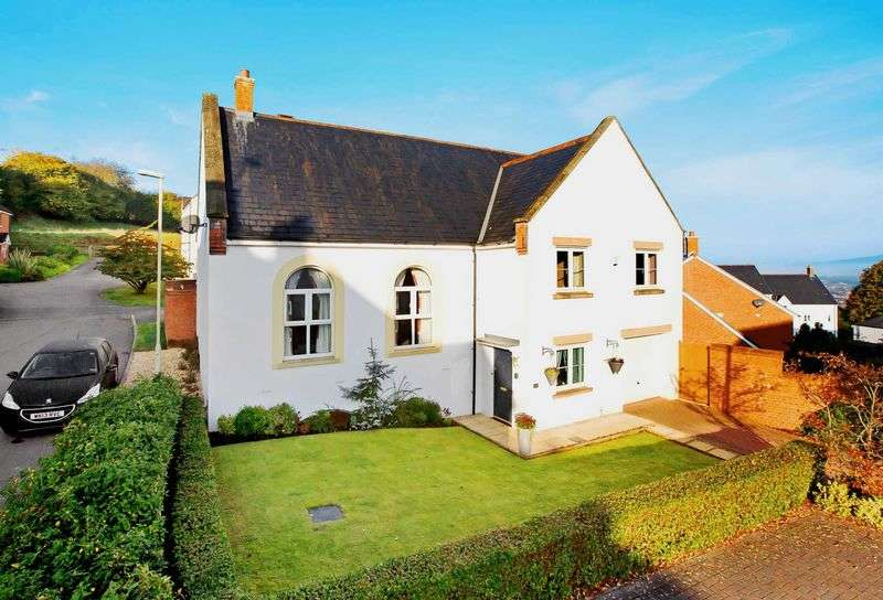 4 Bedrooms Detached House for sale in Devonshire Rise