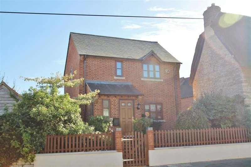 3 Bedrooms Detached House for sale in Willow Bank, Main Street, Preston Bissett