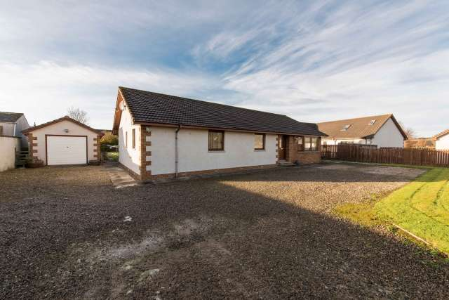 5 Bedrooms Detached House for sale in Gordon Terrace, Hill of Fearn, Tain, Highland, IV20 1QZ