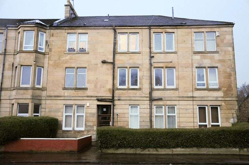 1 Bedroom Flat for sale in Lounsdale Road, Paisley