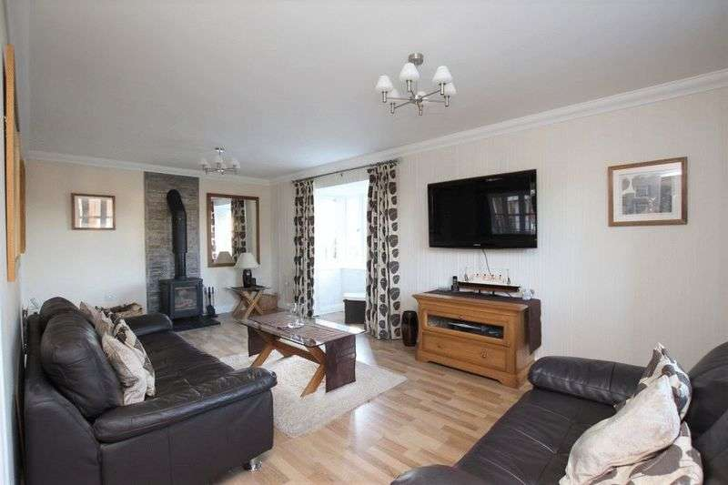 4 Bedrooms Detached House for sale in POACHERS RISE, STALLINGBOROUGH