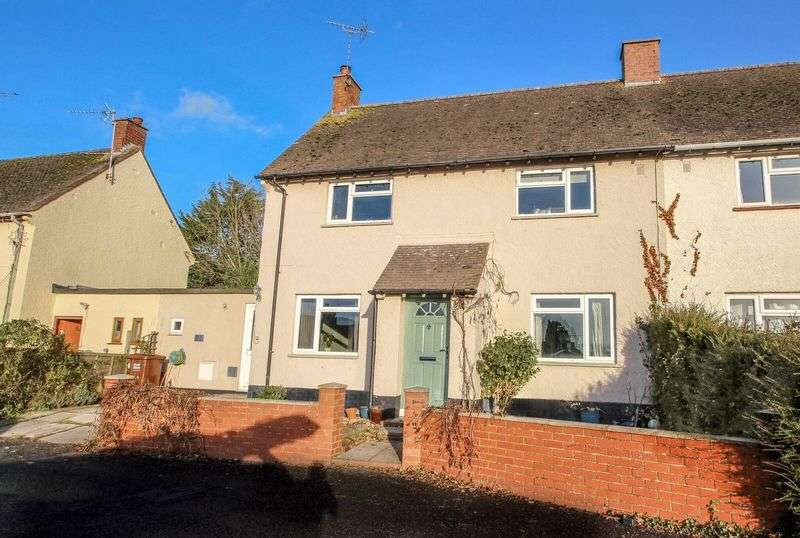 3 Bedrooms Semi Detached House for sale in 4 Bewsley Hill, Copplestone, Crediton