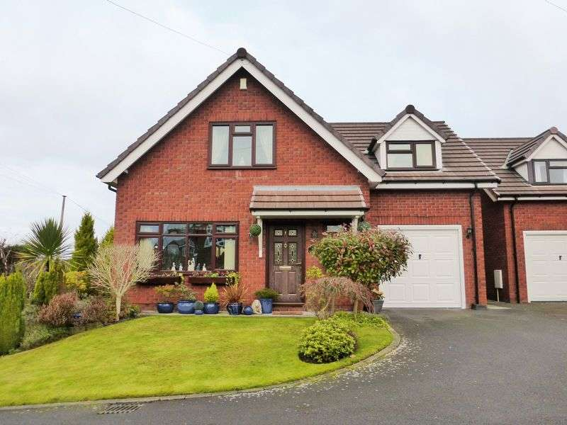 3 Bedrooms Detached House for sale in Meadowbridge Close, Westhead, Ormskirk