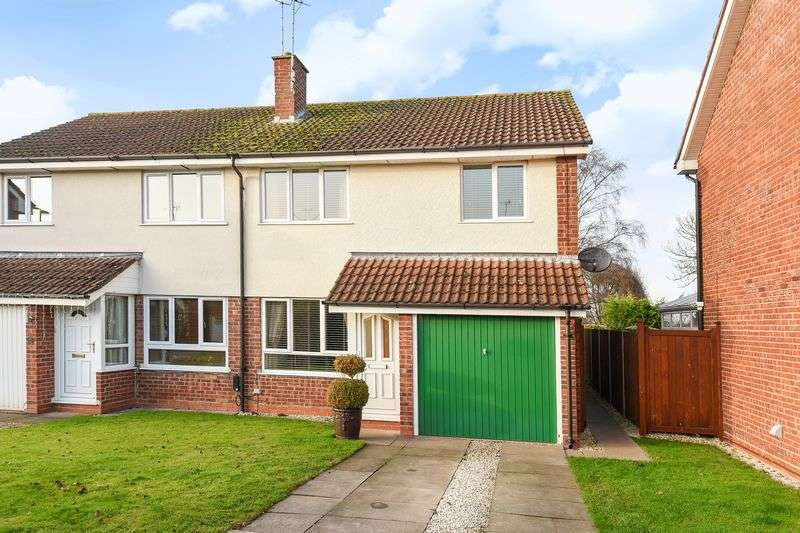 3 Bedrooms Semi Detached House for sale in 30 Farm Lees, Wotton-Under-Edge