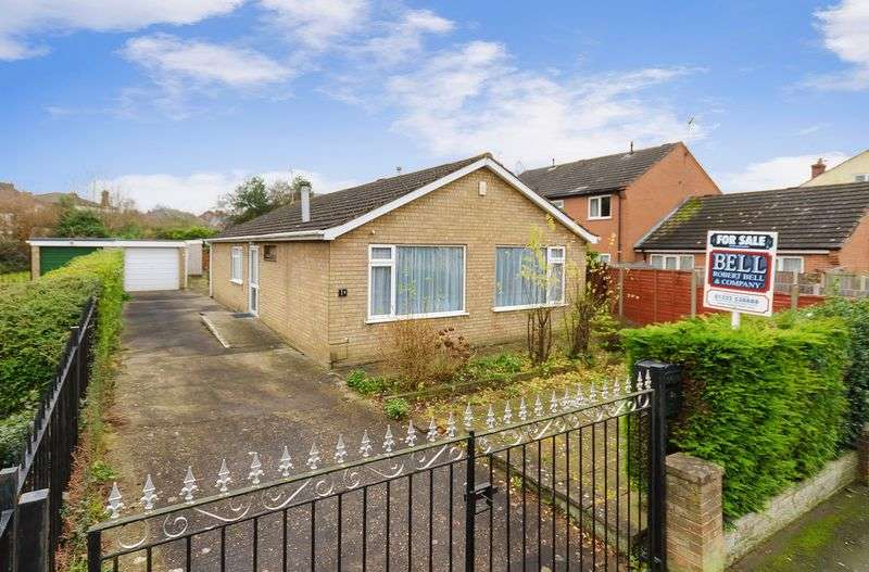 3 Bedrooms Detached Bungalow for sale in 1b Colegrave Street, Lincoln