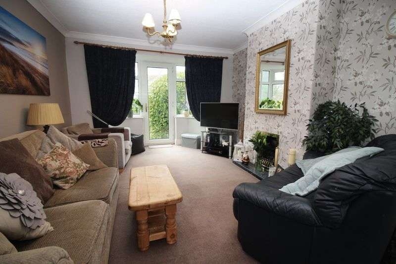 3 Bedrooms Semi Detached House for sale in Crossefield Road, Cheadle