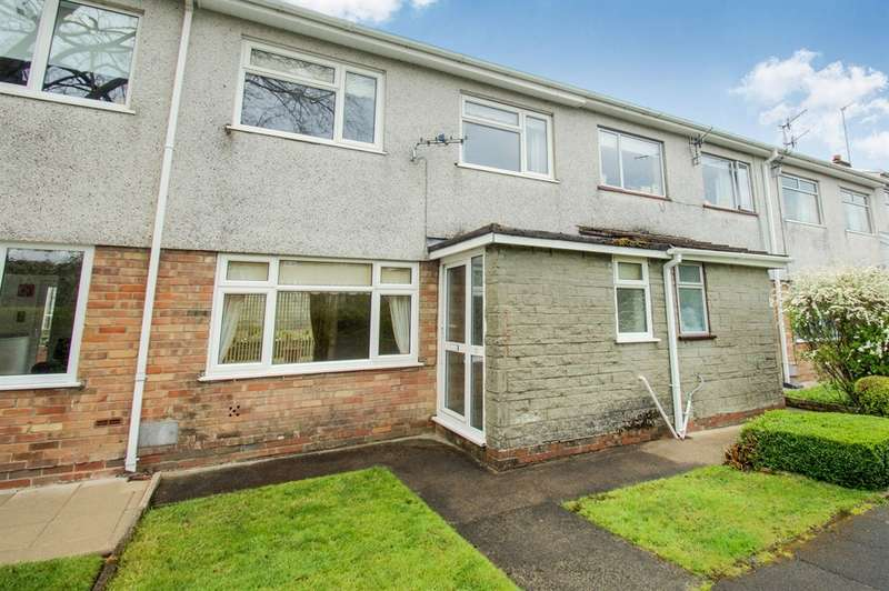 3 Bedrooms Terraced House for sale in Woodfield Park Crescent, Woodfieldside, Blackwood