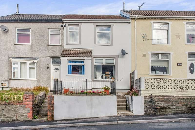 3 Bedrooms Terraced House for sale in Bedwellty Road, Aberbargoed, Bargoed