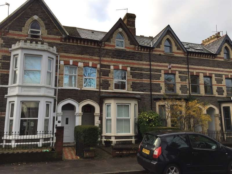 5 Bedrooms Terraced House for sale in Romilly Crescent, Cardiff