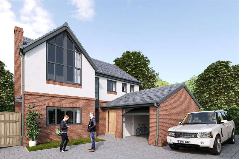4 Bedrooms Detached House for sale in Dee View Gardens, Dee View Road, Wirral