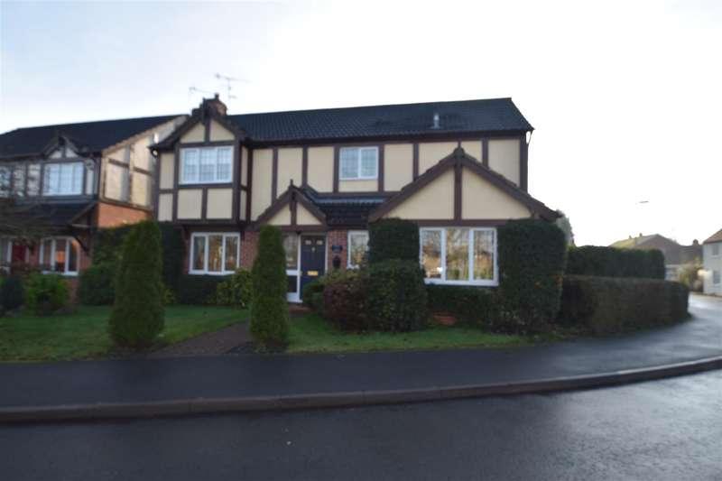 4 Bedrooms Property for sale in Ivy Lane, Fernhill Heath, Worcester