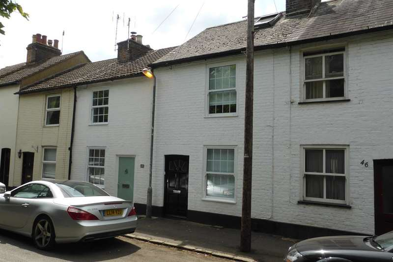 2 Bedrooms Terraced House for sale in Ellesmere Road, Berkhamsted, HP4