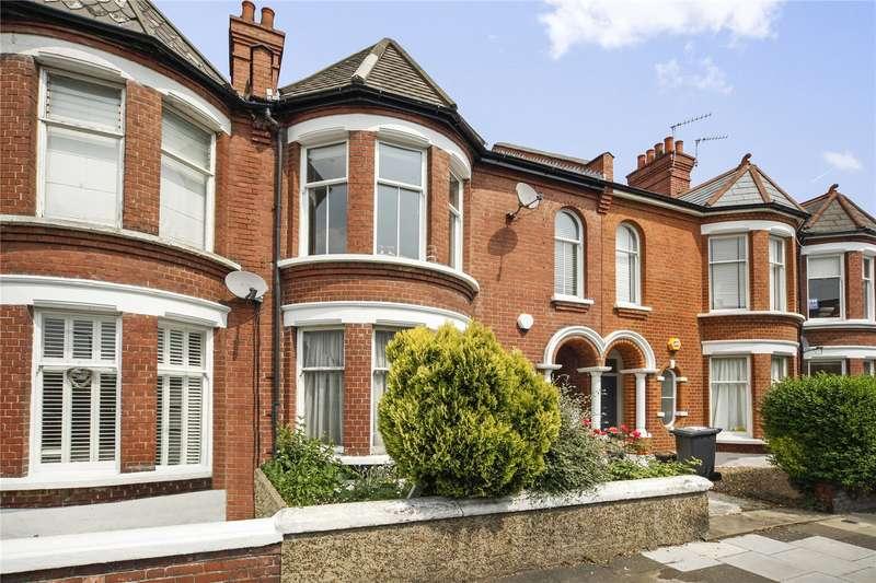 2 Bedrooms Flat for sale in Burnbury Road, London, SW12