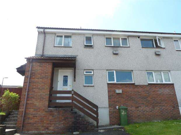 1 Bedroom Flat for sale in Distine Close, Plymouth, Devon