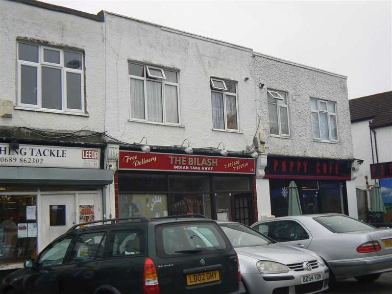 1 Bedroom Flat for sale in High Street, Green Street Green