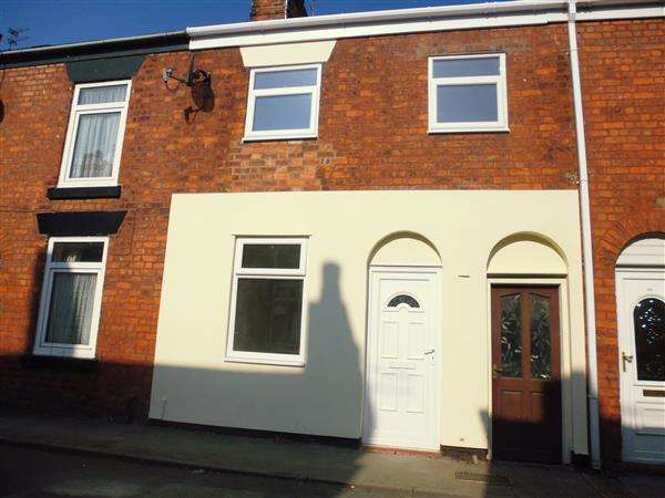 3 Bedrooms Terraced House for sale in Ledward Street, Winsford