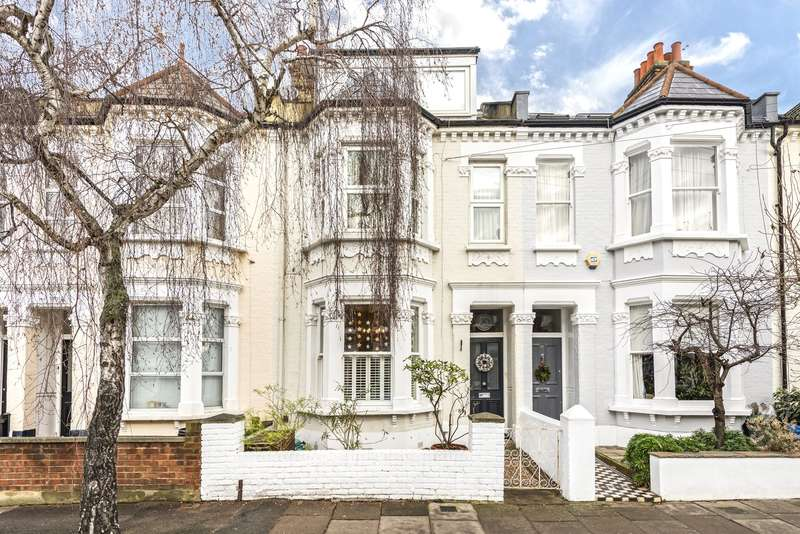 2 Bedrooms Flat for sale in Wilton Avenue, London, W4