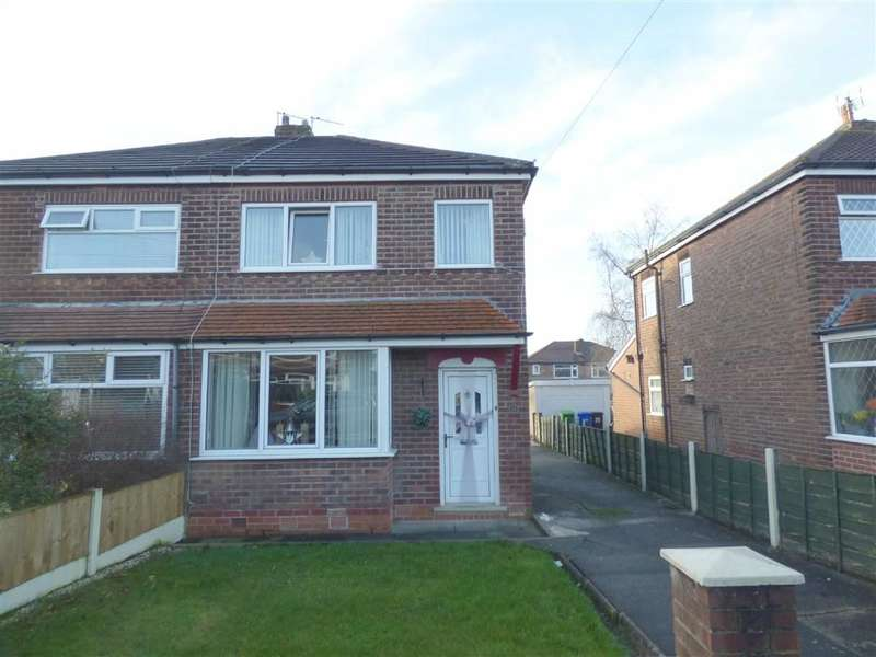 2 Bedrooms Property for sale in Kenwick Drive, New Moston, Manchester, M40