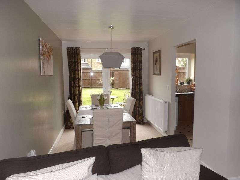 3 Bedrooms Semi Detached House for sale in Vulcan Park Way, Newton-Le-Willows