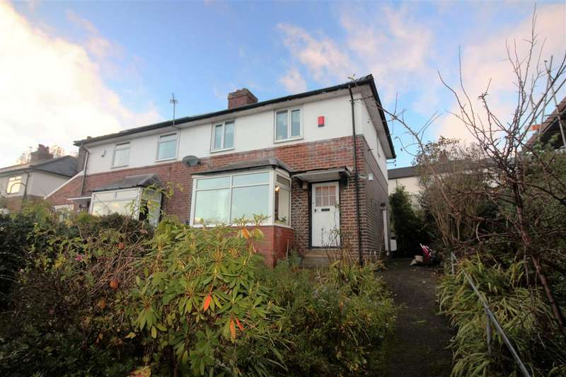 2 Bedrooms Semi Detached House for sale in Warley Wood Avenue, Barwood, Halifax