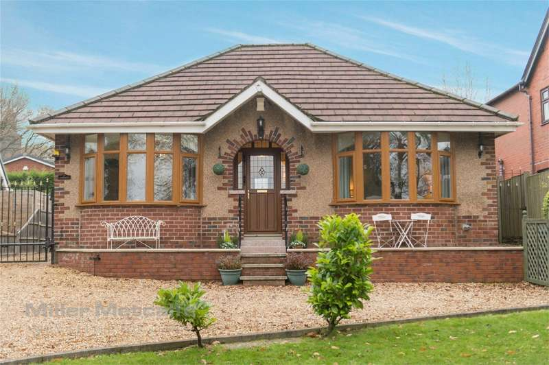 4 Bedrooms Detached Bungalow for sale in Burgh Lane, Chorley, Lancashire