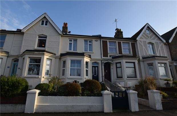 2 Bedrooms Terraced House for sale in Seaside, EASTBOURNE, BN22 7NP