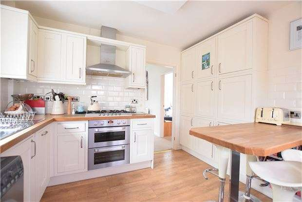 3 Bedrooms Semi Detached House for sale in Hales Close, CHELTENHAM, Gloucestershire, GL52 6TF