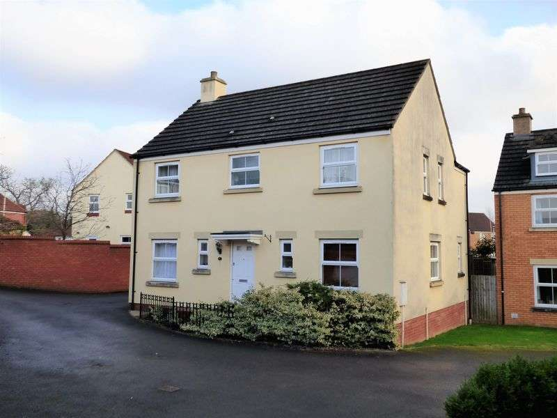 4 Bedrooms Detached House for sale in Bodenham Field, Gloucester