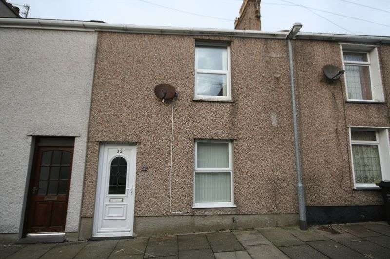 3 Bedrooms Terraced House for sale in Cecil Street, Holyhead