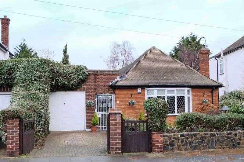 2 Bedrooms Detached Bungalow for sale in Highfield Road, Bexleyheath