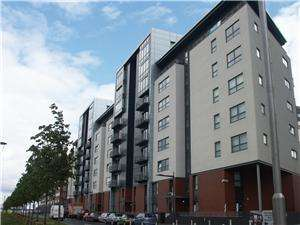 2 Bedrooms Flat for rent in Castlebank Drive, Glasgow Harbour, Glasgow