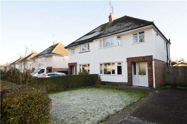 3 Bedrooms Semi Detached House for sale in Brooklyn Road, CHELTENHAM, Gloucestershire, GL51 8DX