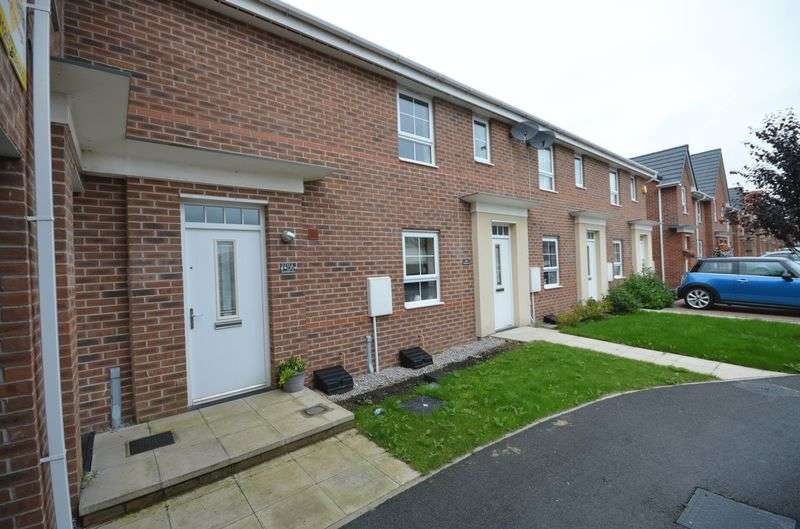 2 Bedrooms Terraced House for sale in 156 Hawthorn Drive, Thornton-Cleveleys, Lancs FY5 4GU