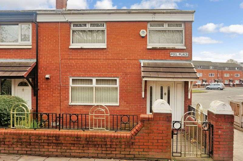 3 Bedrooms Terraced House for sale in Peel Place, St. Helens, WA10 2SH