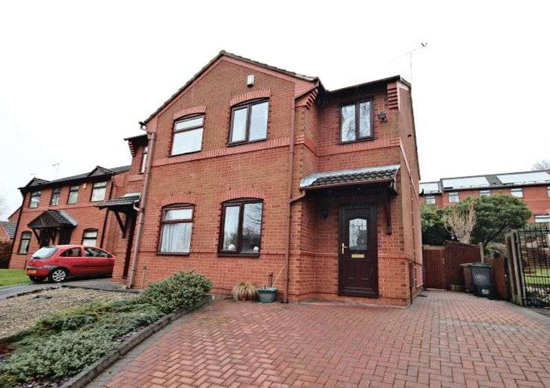 2 Bedrooms Semi Detached House for sale in Queens Road, Hartshill
