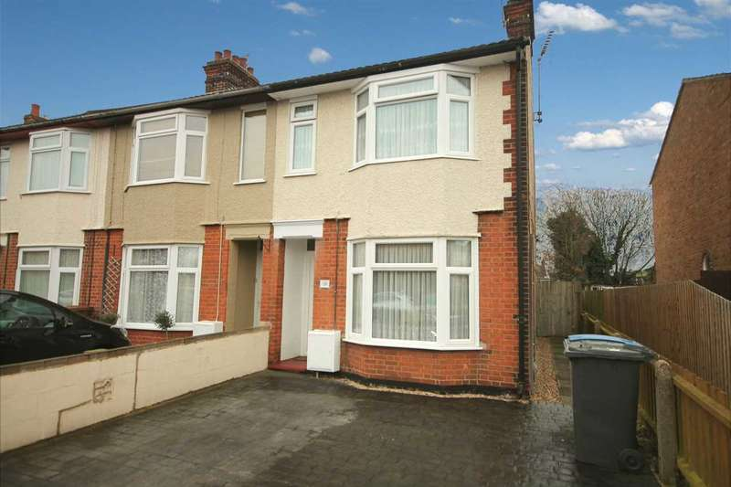 3 Bedrooms End Of Terrace House for sale in Parliament Road, Ipswich