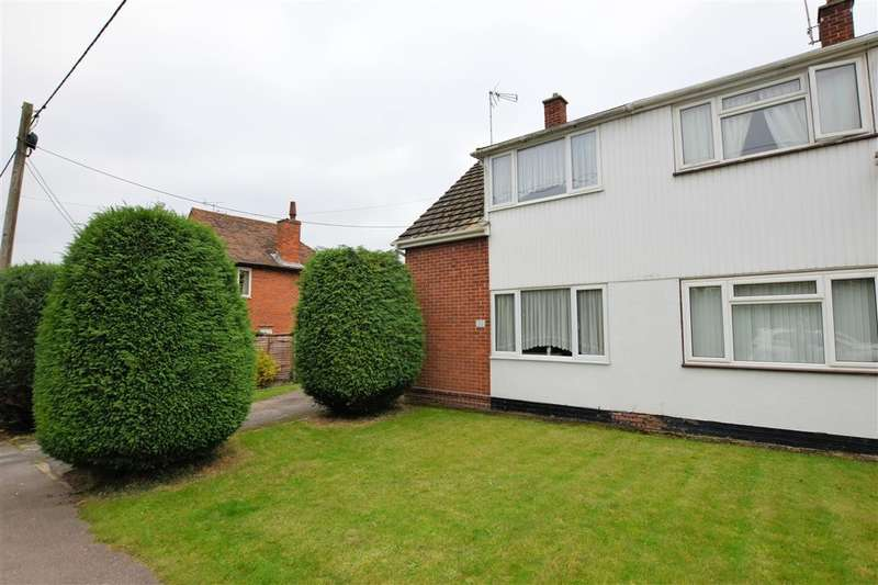 2 Bedrooms Semi Detached House for sale in Clares Green Road, Spencers Wood, Reading, RG7