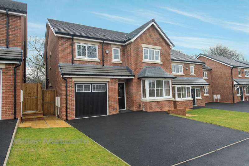 4 Bedrooms Detached House for sale in Green Lane/Manchester Rd, Great Lever, Bolton, Lancashire