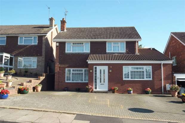 5 Bedrooms Detached House for sale in Barnack Avenue, Styvechale Grange, COVENTRY