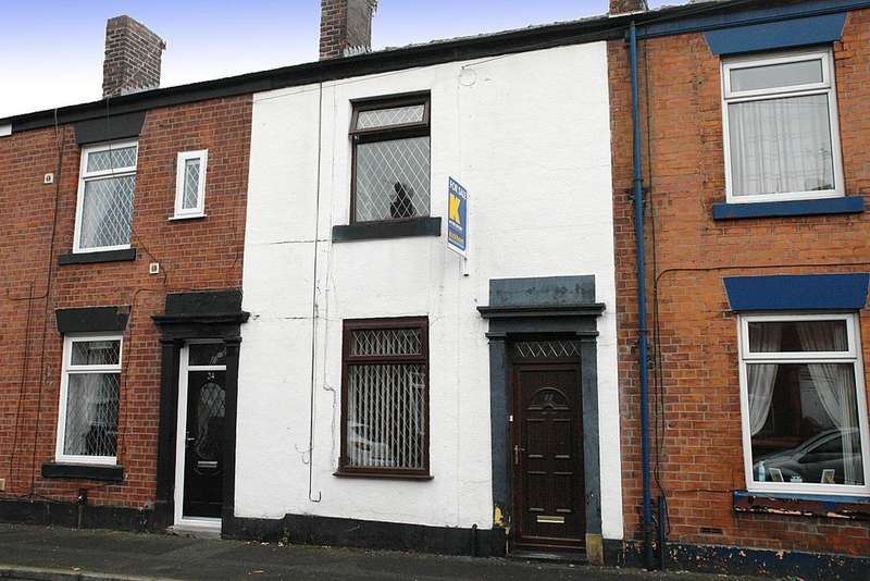 2 Bedrooms Terraced House for sale in 22 Brunswick Street, Shaw