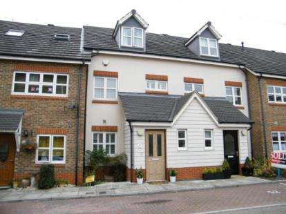 3 Bedrooms Terraced House for sale in Chafford Hundred, Grays, Essex