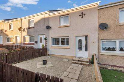 2 Bedrooms Terraced House for sale in Arran Path, Larkhall, South Lanarkshire