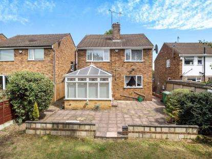 3 Bedrooms Detached House for sale in Robins Wood Road, Nottingham, Nottinghamshire