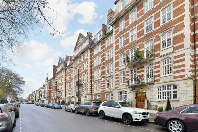 3 Bedrooms Flat for sale in Hanover House, London, NW8