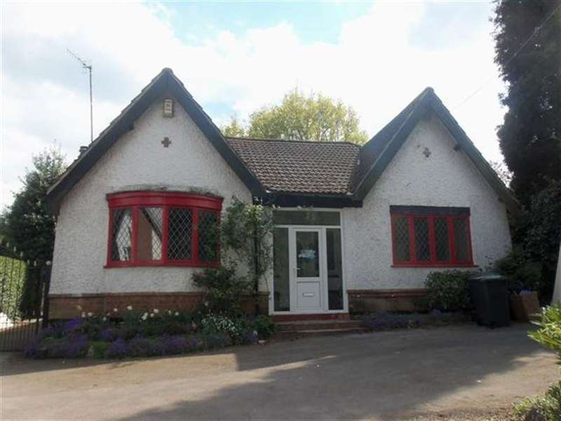 4 Bedrooms Bungalow for rent in Derby Road, Bramcote, Nottingham, NG9 3GZ