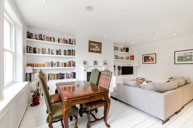 2 Bedrooms Flat for sale in St Quintin Avenue, Ladbroke Grove, W10