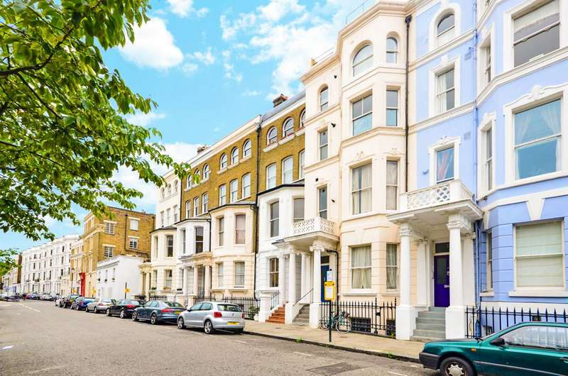 1 Bedroom Flat for sale in Powis Square, Notting Hill, W11