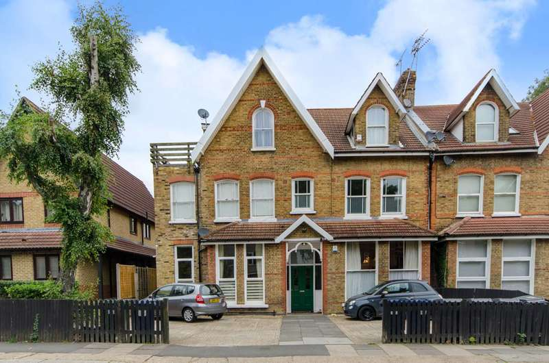 1 Bedroom Flat for sale in Torrington Park, North Finchley, N12