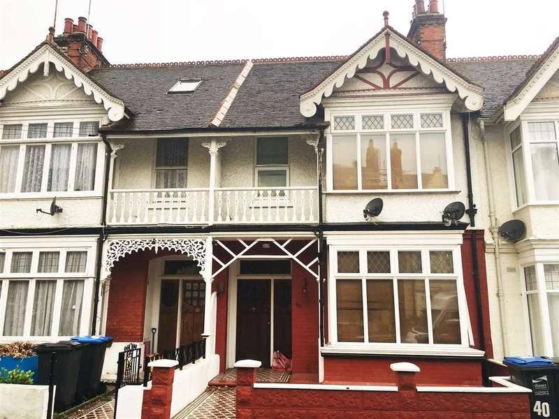 5 Bedrooms Terraced House for sale in Norfolk Road, Margate
